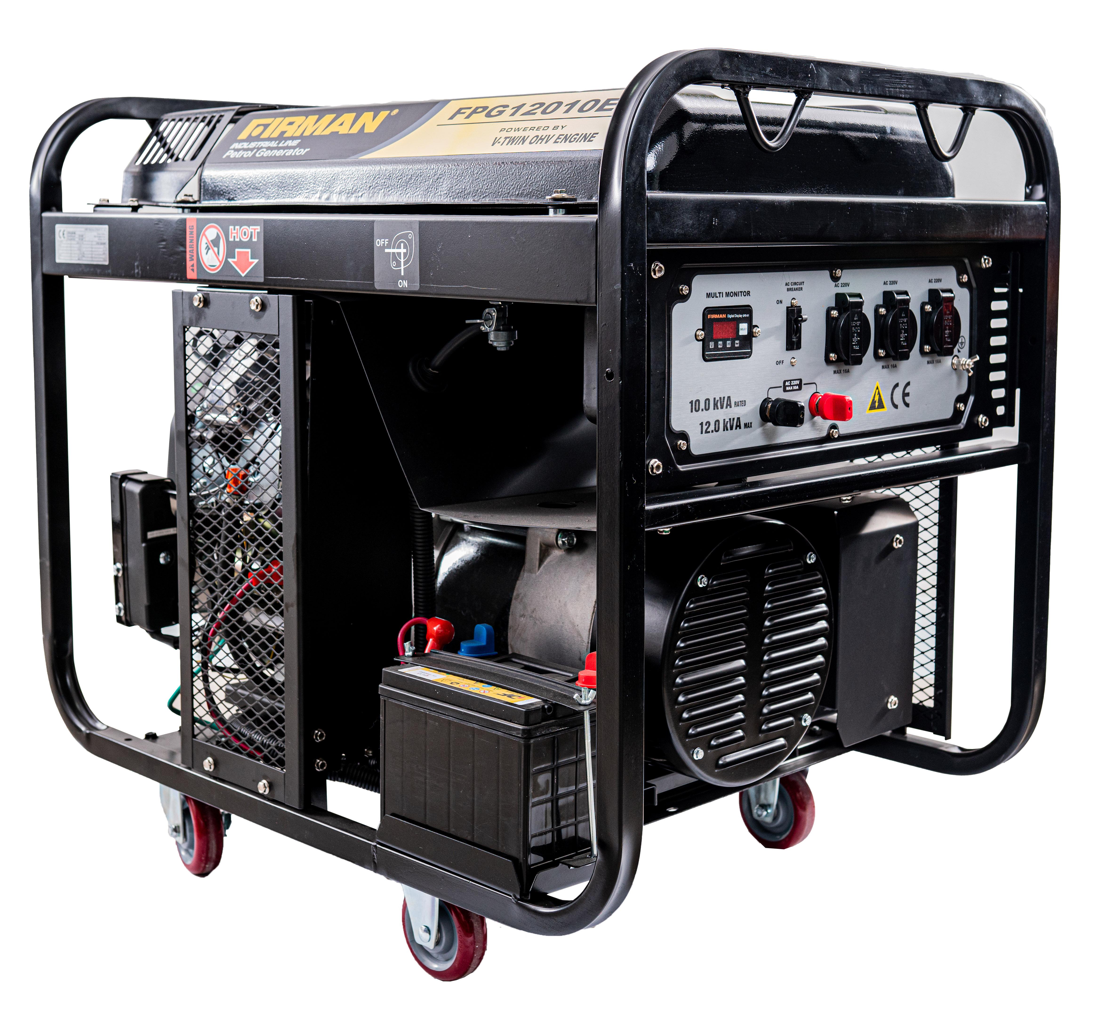 Генератор бензиновый FPG12010Е