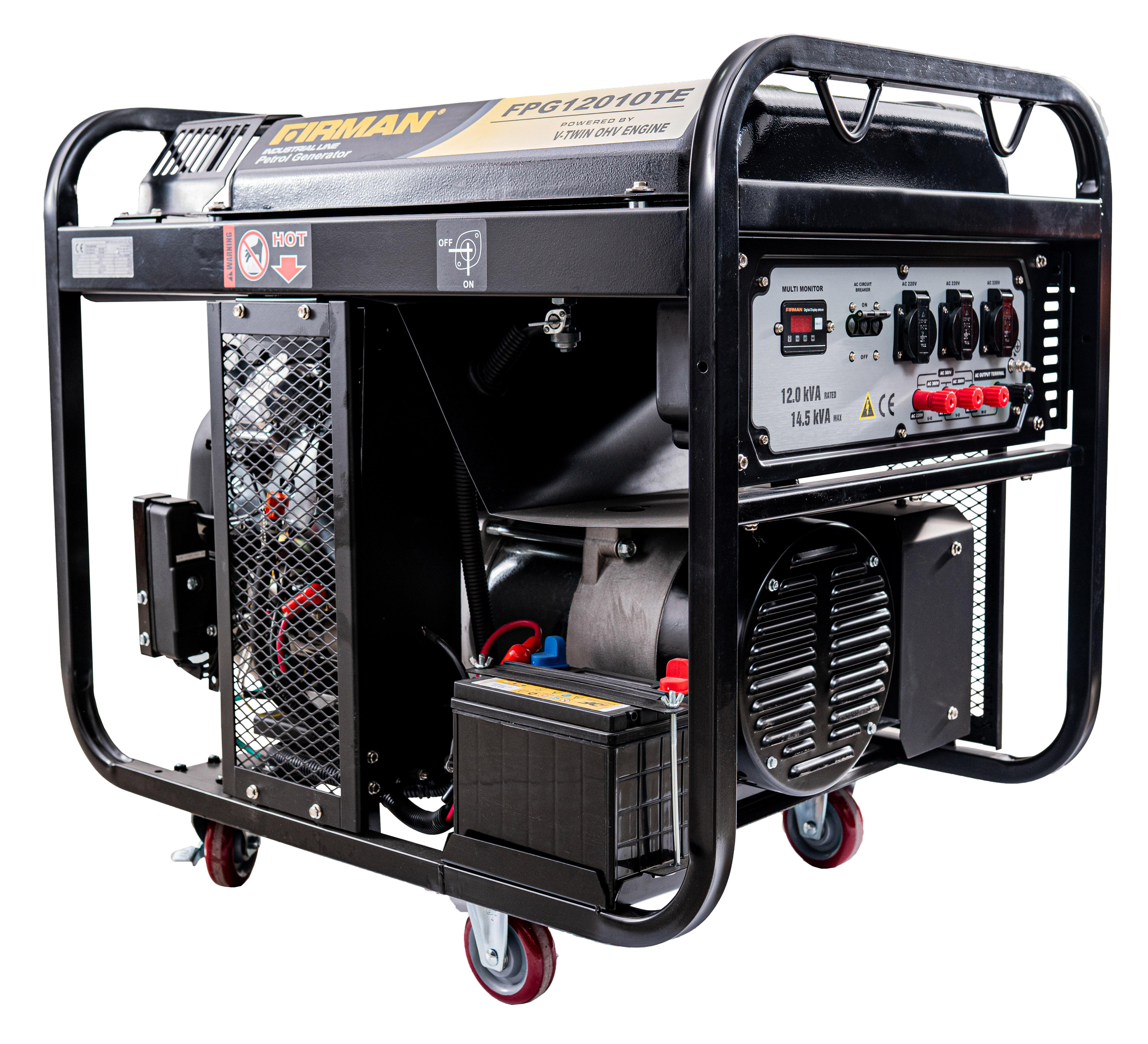 Генератор бензиновый FPG12010TЕ